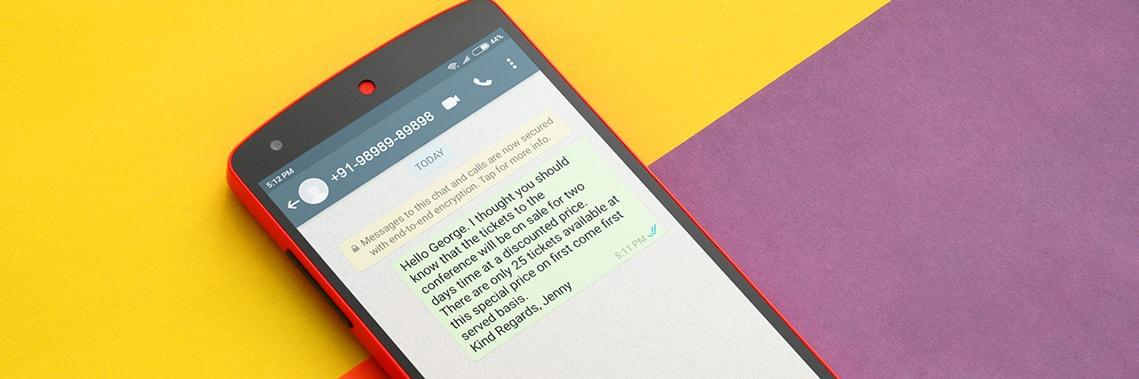 WAAM-it - WhatsApp Marketing Software