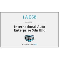 International Auto Enterprise sdn bhd