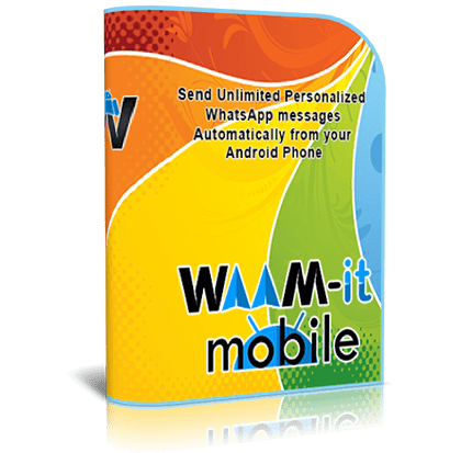 WAAM-it Mobile