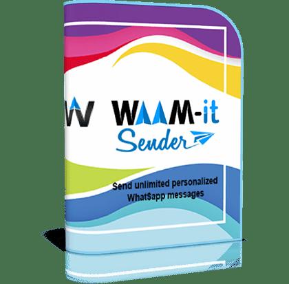 WAAM-it Sender