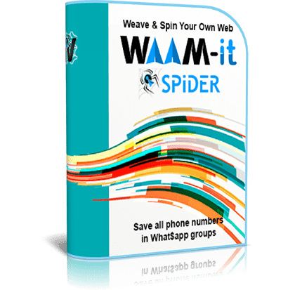 WAAM-it Spider